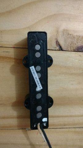 Captador squier jazz Bass 4c Ponte - Foto 2