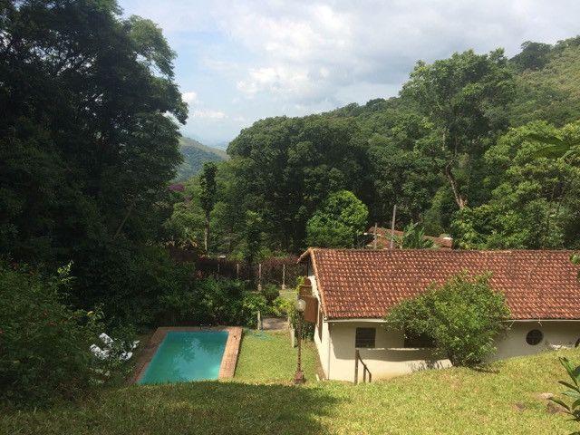 Alugo temporada casa em cachoeiras de macacu boca do mato - Foto 5