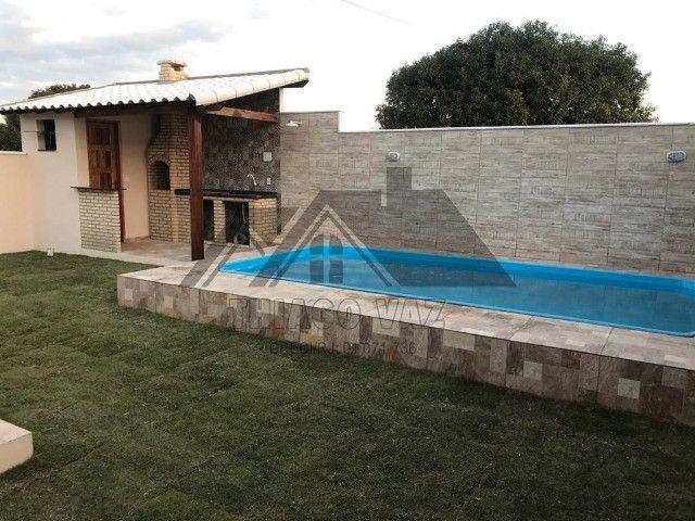Linda casa com piscina e área gourmet - Foto 11