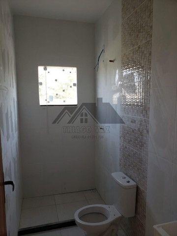 Casa de 02 quartos com área gourmet - Foto 8