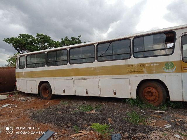 Vendo ônibus 364 Ano 83  - Foto 2