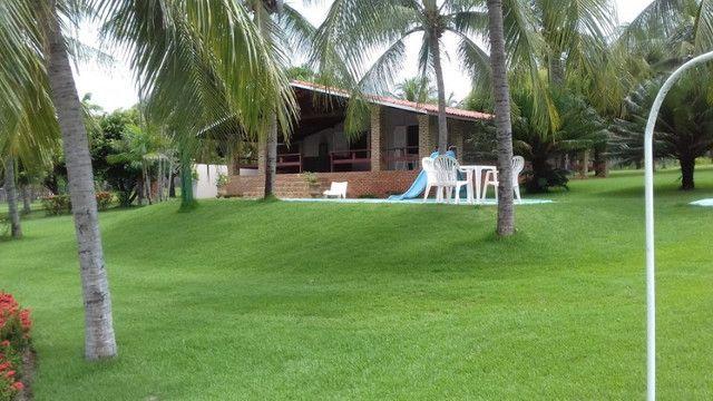 Casa na Lagoa do Uruaú, 17.500m² de área total, condomínio fechado, piscina - Foto 16