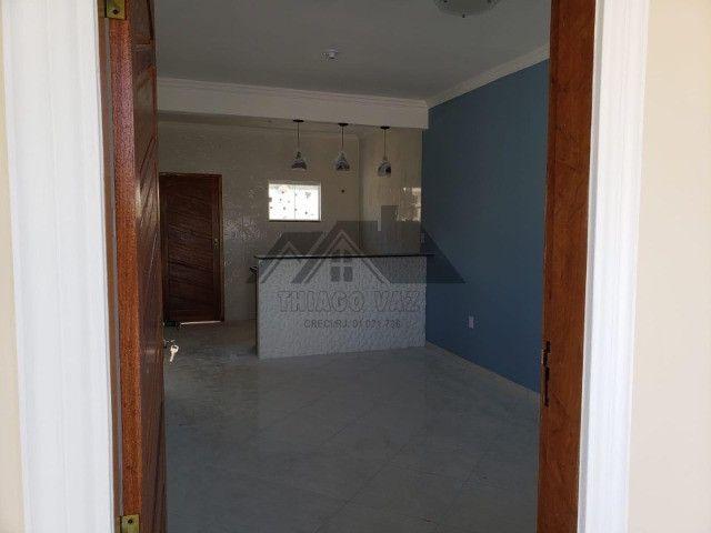 Casa de 02 quartos com área gourmet - Foto 2