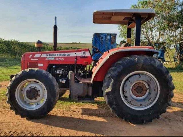 2008 Massey Ferguson 275 4×4 - Foto 2
