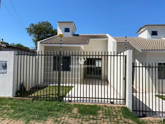 Casa nova com 2 quartos - Bairro São Sebastião, próximo a Itaipu - Foto 2