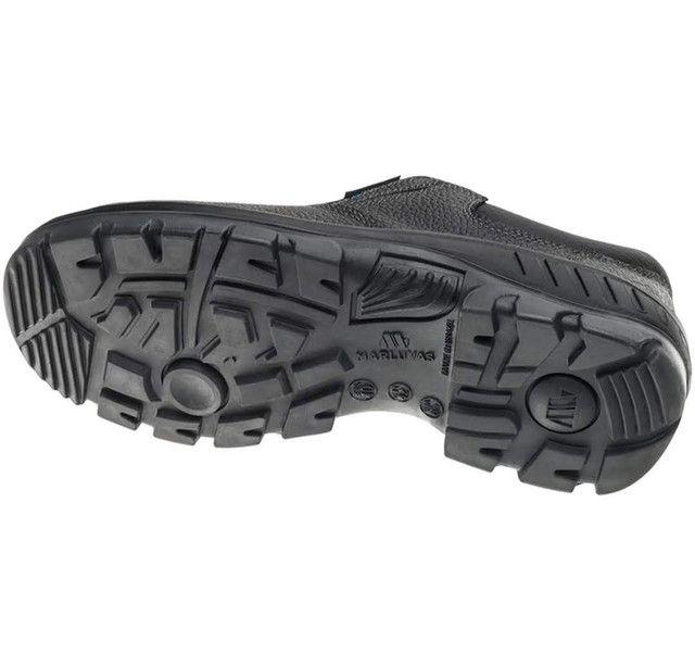Sapato tênis profissional de segurança Marluvas - Foto 2