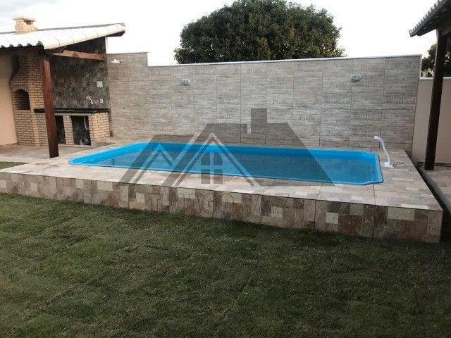 Linda casa com piscina e área gourmet - Foto 12