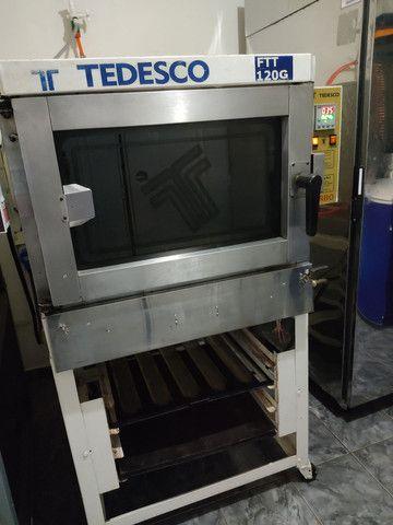 Forno de Padaria - Tedesco
