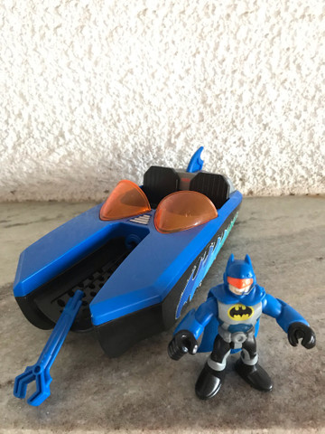 Lancha do Batman DC comics Imaginext  - Foto 2