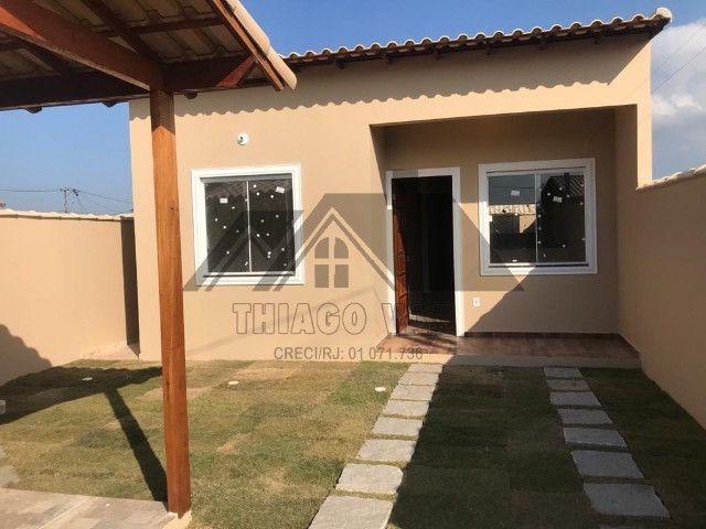 Casa com 02 quartos em Unamar - Foto 2