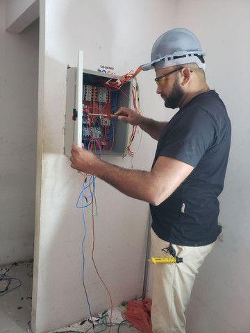 Eletricista,encanador, pintor,Estalador  etc - Foto 4