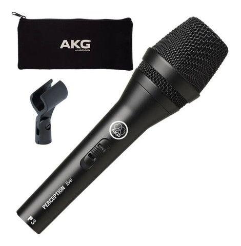 Microfone AKG - Foto 5