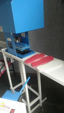 Máquina de fazer chinelo automática - Foto 2