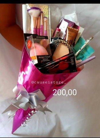 Buquê de maquiagem - Foto 4