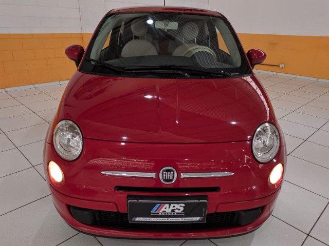 FIAT/ 500 Cult 1.4 2012 Mecânico