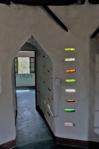 Vale do Capão Casa Artística 15 mil m2 com rio 2 quartos a menos de 1km da vila - Foto 10