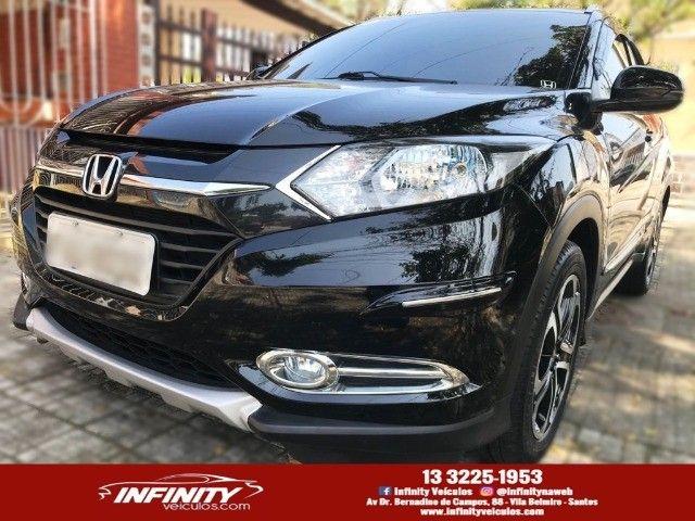 HRv EX 1.8 2018 Automática Baixo KM! - Foto 3