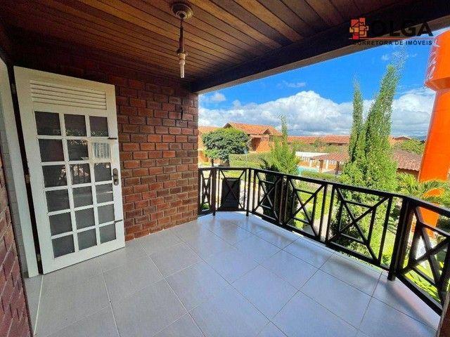 Casa com 3 dormitórios em condomínio, à venda, 120 m² por R$ 260.000 - Gravatá/PE - Foto 13