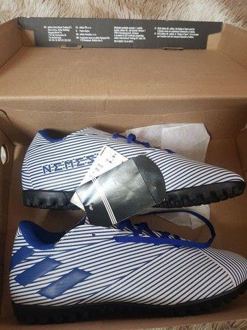 Chuteira Society Adidas Nemeziz Novo Original