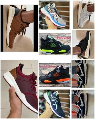 Vendo tênis nike Jordan e outros modelos ( 130 com entrega) - Foto 6