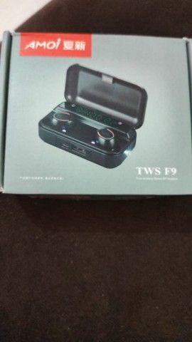 Fone sem fio marca TWS m5 80$ cada  - Foto 3