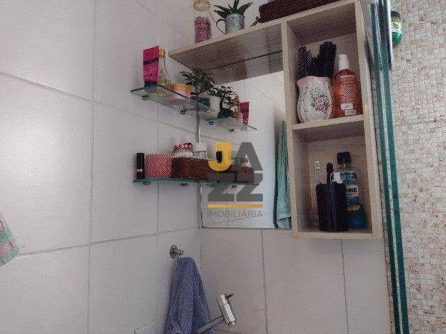 Apartamento com 2 dormitórios à venda, 48 m² por R$ 250.000,00 - Parque Jandaia - Carapicu - Foto 8