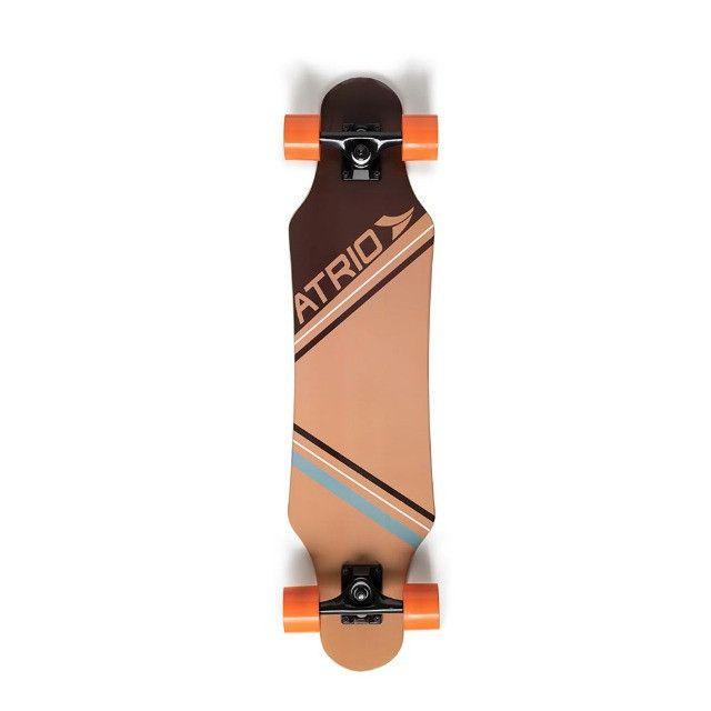 Skate Longboard Atrio Urban Sand Esportista Long Es249 - Foto 2