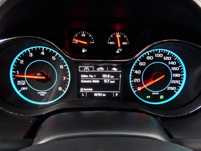 Chevrolet Cruze 1.4 Turbo LT Automático 2017 Impecável - Foto 8