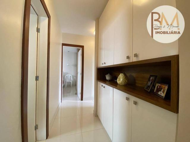 Casa com 4 dormitórios à venda, 180 m² por R$ 850.000,00 - Muchila II - Feira de Santana/B - Foto 12