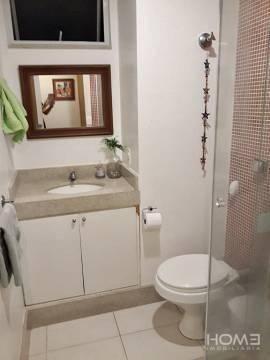 Lindo apartamento mobiliado 1 dormitório à venda, 40 m² por R$ 550.000 - Copacabana - Rio  - Foto 7