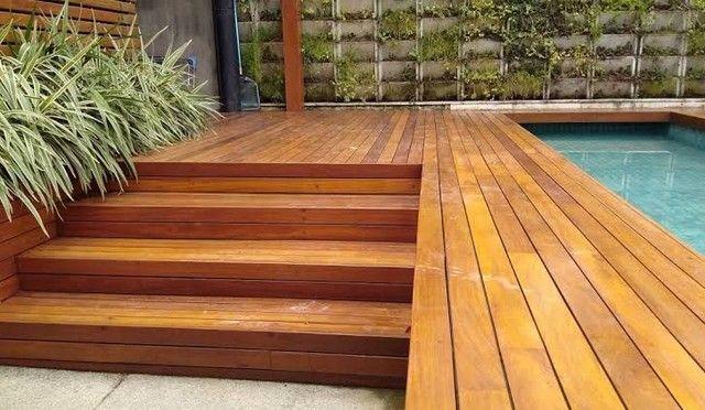 Deck de madeira  - Foto 3