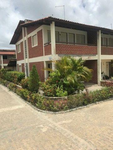 Casa duplex em condomínio em M.Farinha/100m2/mobiliado/4 quartos/1 suíte/piscina e mais