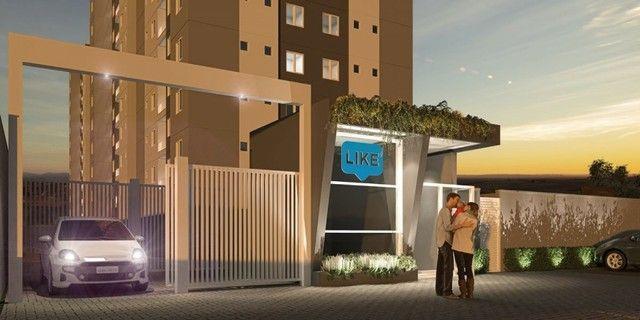 More bem! 2 dormitórios ao lado do shopping oriente - Na planta - ótimo preço - Foto 2