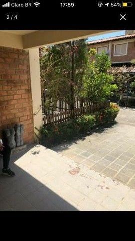 Casa duplex em condomínio em M.Farinha/100m2/mobiliado/4 quartos/1 suíte/piscina e mais  - Foto 2