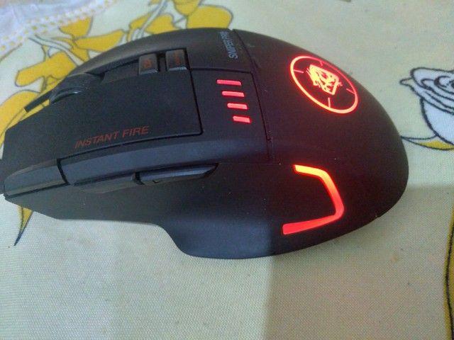 Mouse Gamer Sniper Pro - Foto 4