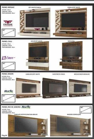 Painel para TV apartir de 200.00 novo da fabrica - Foto 3