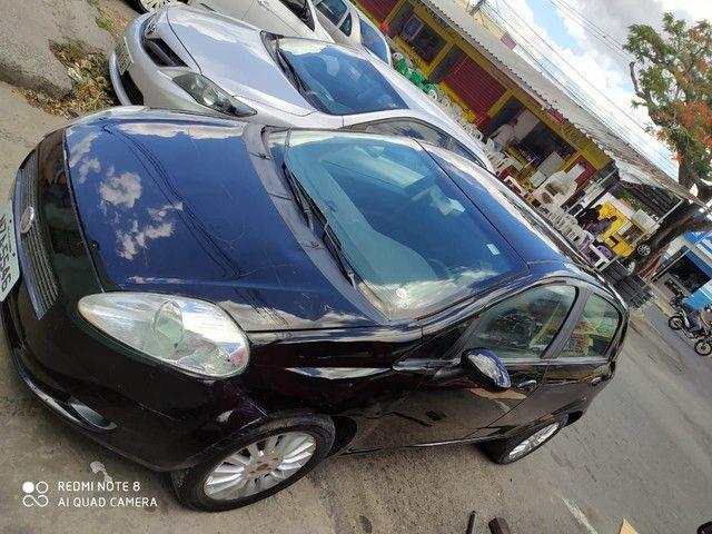 Fiat Punto ano 2012 completo de tudo  - Foto 5