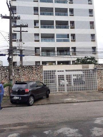 Excelente ap J.Atlantico,rua calçada,140m,elevador,portaria,nascente,prox Souza Leão  - Foto 2