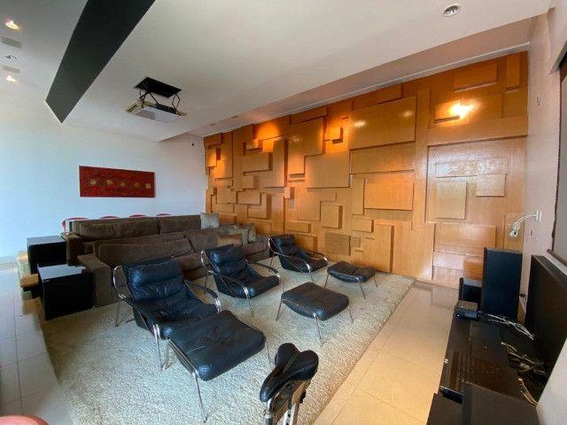 Mansão de 750m² no condomínio Alphaville ipês - Foto 12