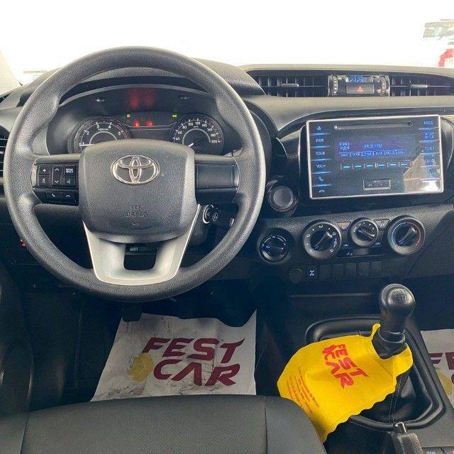 Toyota Hilux 2.8 Narrow 4x4 CD 2018 Diesel Manual (81) 9 9124.0560 Brenda - Foto 5