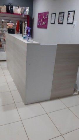 Balcão/Caixa vendo super funcional. - Foto 2