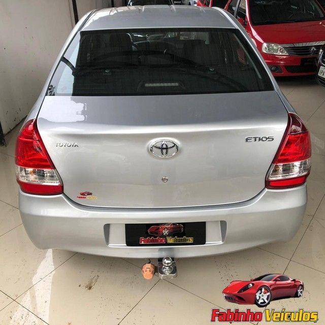 Toyota Etios Sedan XLS 1.5 (Aut) (Flex) - Foto 4