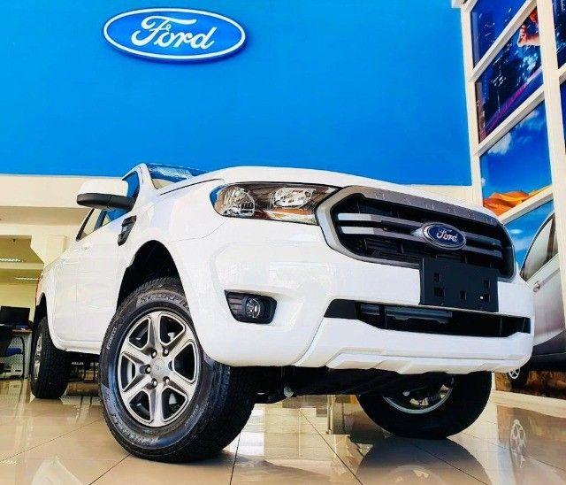 Ford Ranger 2.2 XLS cd 2021/2022 0km - Foto 2