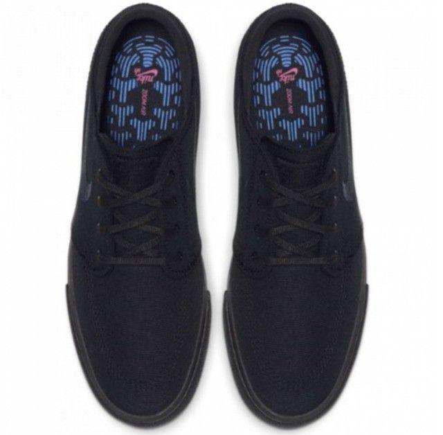 Tenis Nike SB Zoom Janoski Canvas RM Skate preto tamanhos 38 e 39 - Foto 4
