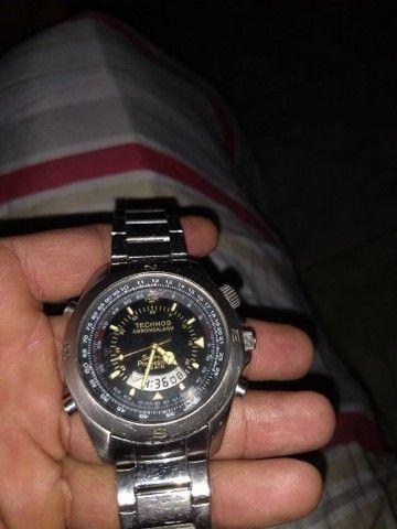 Troco um relógio técnico original em um celular bom - Foto 3