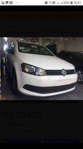 Volkswagen Voyage 1.0 - Foto 3