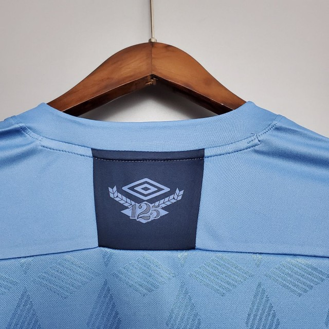camisa do Grêmio nº 3 em comemoração aos 125 anos de futebol no brasil - Foto 5