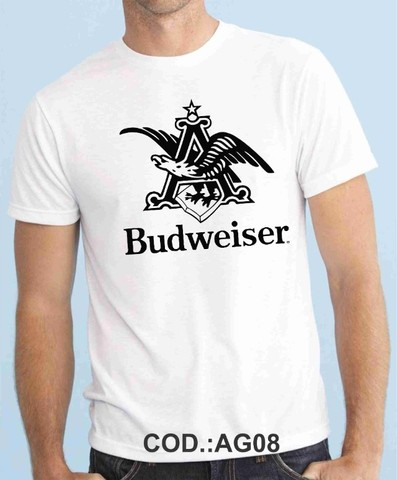Camiseta Budweiser - Foto 2