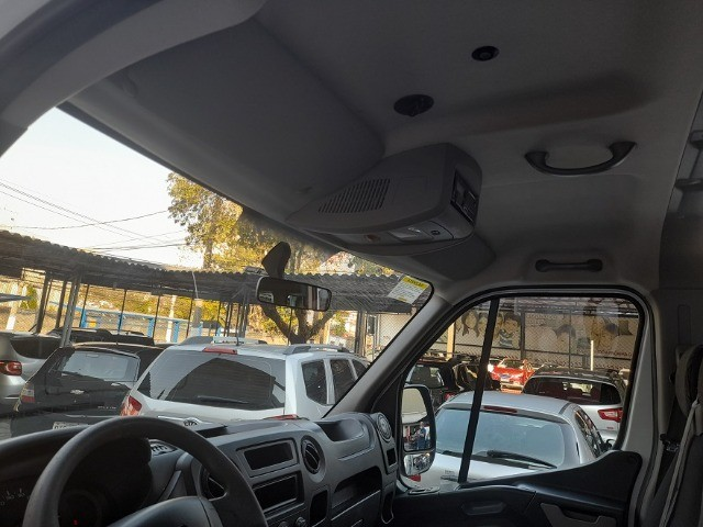 Renault / Master 2.3 DCI Minibus Executive 16L 2019 Branca - Foto 12