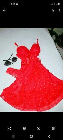 Camisola vermelha - Foto 2